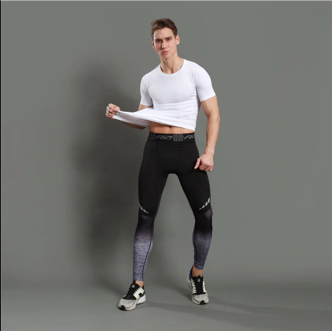Gym Training Pants Skinny Leggins code-GA-RBG#M3 (3)
