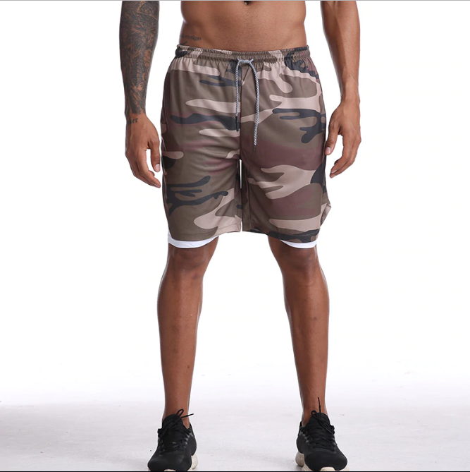 Mens 2 in 1 Short Pants code-GA-RGS027 (4)
